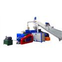 150 soft material plastic recycling granulating machine