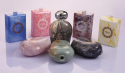 The Difference of Heat Transfer Printing and Water Transfer Printing in Perfume Bottle Manufacturing