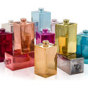 What is Custom Perfume Bottle Metalizing and How Does It Work?