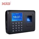 High Quality of Biometric Fingerprint recorder Biometric Time Recording