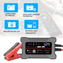 12V/3A Bluetooth Battery Tester&Charger CAT-100