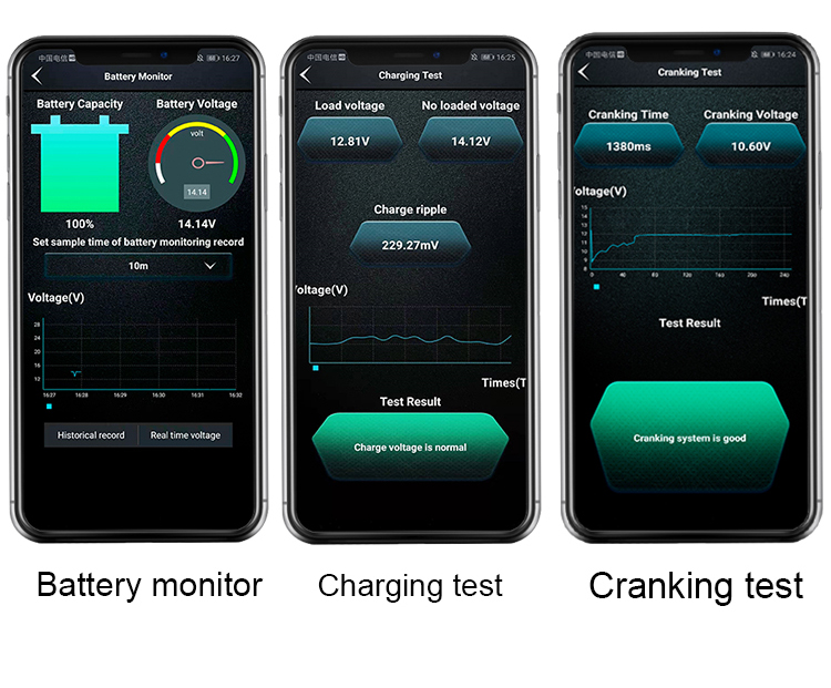 batterytesterchargercat100phone