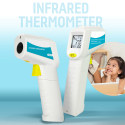 Ir Thermometer Gun Non Contact Infrared Thermometer EM521