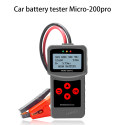 Micro-200Pro Battery Tester for Car&Motorcycle