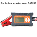 Portable 12V3A Motorcycle Battery Tester&Charger