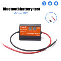 12V Bluetooth 4.0 Battery Tester Micro-10-C