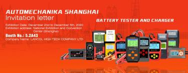 Lancol Is Ready For Automechanika Shanghai 2020