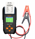 12V Battery Tester Color Display with Printer
