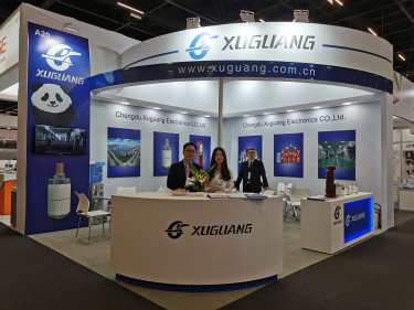 Chengdu Xuguang Electronics Attends FIEE Smart Future Exhibition in Sao Paulo and Achieves Great Success
