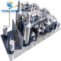 Engine Oil Recycling Machine - Industrial Black Oil to Base Oil