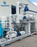 Engine Oil Distillation Machine with 2 Years Warranty and Free Spare Parts After-sales Service Provided