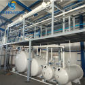 Used Oil Distillation Plant with PLC Control Vacuum System