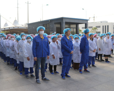 Wansheng News Safety Production Excellent Implementation