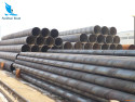 SS304 SS316L Welded Stainless Steel Pipe