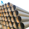 China Factory Manufacture Stainless Welded Round Steel Tube Pipe