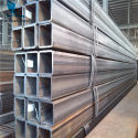 Hot dip production process of galvanized square pipe