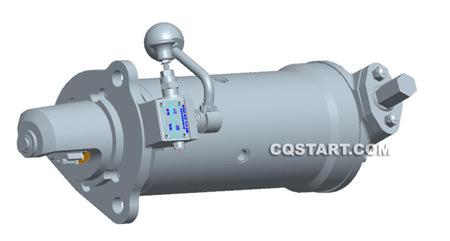 4 Series Cqstart Spring Starter For 10-13L Diesel Engine