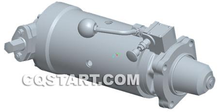 3 Series Cqstart Spring Starter For 13-16L Diesel Engine