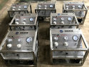 Seven Sets of Chemical Injection Pump Skid To An Oil & Gas Service Customer In Thailand.