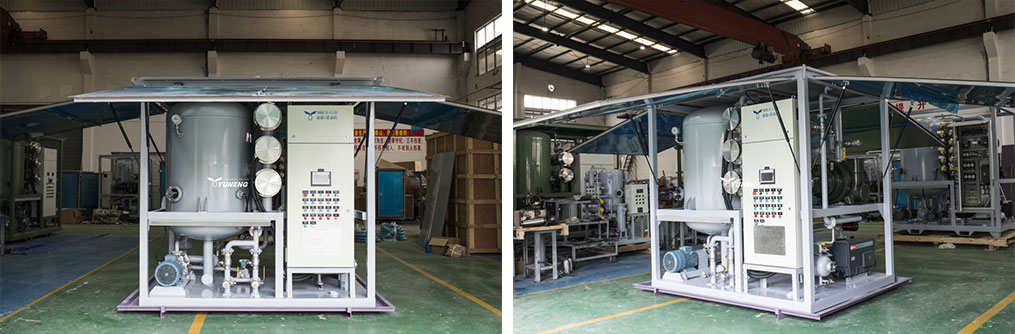 Transformer Oil Purification Machine