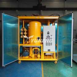 Everything You Should Know about Transformer Oil Filtration Systems