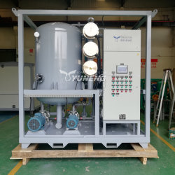 TRANSFORMER OIL FILTRATION MACHINE IS READY