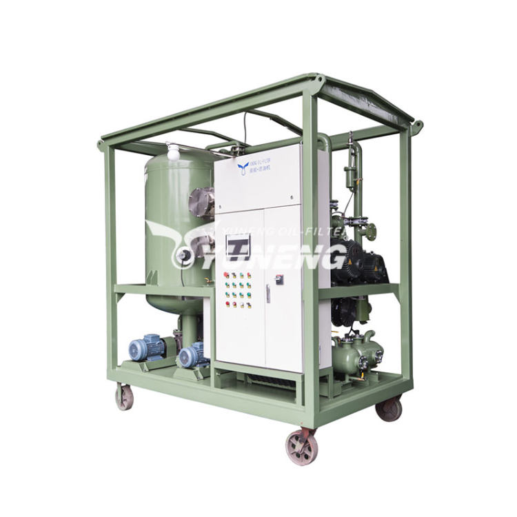 Transformer Oil Filtration machine for oil purifing