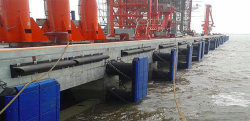 Why Rubber Fender Is Widely Used In Wharf