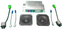 In Car Intercom Speaker/In Car Intercom /Half Duplex Transmission/ICC WITH CABLE