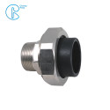 PE100 PN16 SDR11 HDPE Male Thread Union For Food And Chemical Industry