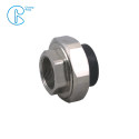 PE100 PN16 SDR11 HDPE Socket Fusion Fittings Female Thread Union For Municipal Water Supply