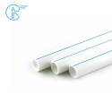 White Color PPR Water Pipe Pn25 With Thickness In 3 . 4 - 18 . 3 Mm