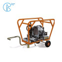 90 - 315 Mm Wheels Butt Fusion Welding Machine With Wyes Clamps Steel Frame