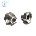 PPR不锈钢插入母线联合接头配件