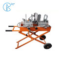 Bench 25 - 160mm Working Range Welding machine Using For Pipes And Fittings