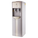 What's the difference between warm and hot water dispensers