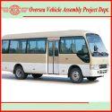 6m-8.5m 18-38 seats Coaster Bus BK012DG