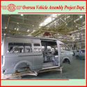 Body Assy for Hiace Van