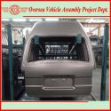 Rear door for Hiace Van