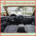 Medium City SUV