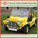 Gasoline Mini Moke BM011G