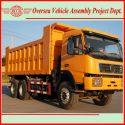 Over 10T Dump Truck