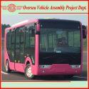 Electric Mini City Bus