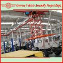 Ground Chain Type Assembly Line