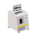X-RAY inspection machine X-5100 Small/micro/desktop inspection device X-RAY equipment for SMT production line X-RAY equipment for PCB manufacture industry Low cost PCB BGA inspection X-ray Machine