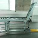 Gate conveyor production line Transport conveyor assembly line