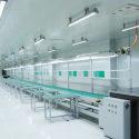 17.7m LED assembly Line belt lines (indoor LED) Assembly Line belt Lines for industry manufacturing