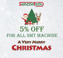 Christmas Promotion Is Coming | SunzonTech