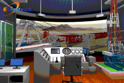 Virtual Software System for Installation and Operation of Land Drilling Rig