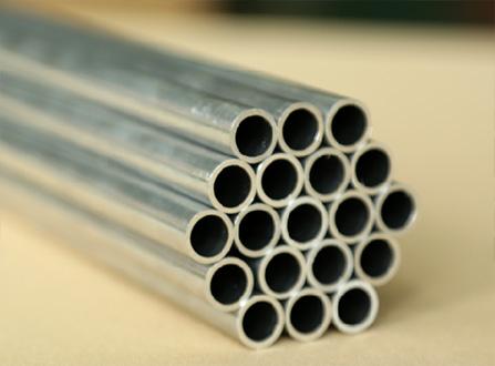 Round Aluminium Drawn Tube